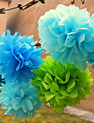 cheap -Wedding / Party / Wedding Party Mixed Material Wedding Decorations Floral Theme / Classic Theme Winter Spring Summer Fall All Seasons