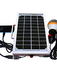 cheap -5W Solar Mobile Phone Charger Lighting System (Cis-53326-5W)