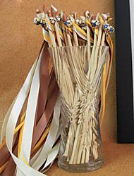 billige -Materiale Satin Gave Ceremoni Dekoration - Fest / aften Ferie Klassisk Tema Eventyr Tema
