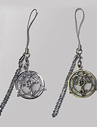 Šperky Inspirovaný Fullmetal Alchemist Edward Elric Anime Cosplay Doplňky Náhrdelníky Slitina Pánské