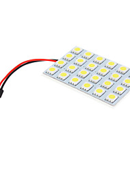 cheap -T10 BA9S 24x5050SMD Super Intensity White LED Replacement Kit (12V)