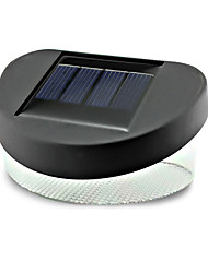 Недорогие -2-светодиодный наружный белый свет солнечной энергии привело ограждения палубы двор ярдов огней lampe (cis-44432d)