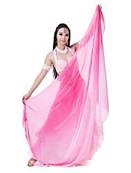 Tanz Accessoires Bühnenrequisiten Damen Training Seide