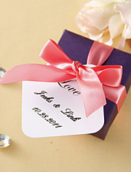 cheap -Personalized Favor Tags - LOVE (set of 36) Wedding Favors Beautiful