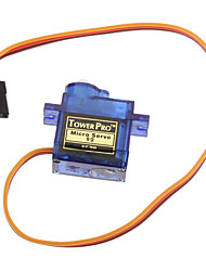 TowerPro SG90 1.5kg/0.3sec 9g Micro Servo (blu)