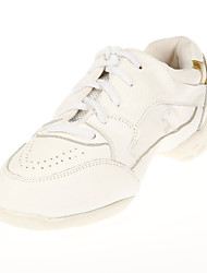 abordables -Mujer Zapatillas de Baile Zapatilla No Personalizables Zapatos de baile Blanco