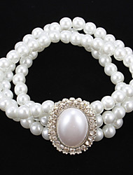 cheap -Women's Imitation Pearl Rhinestone Costume Jewelry Jewelry For Party Special Occasion Birthday Casual