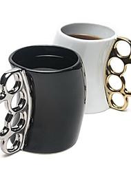 economico -nuovo stile creativo di ceramica della tazza mug pugno colore trasmesso a caso