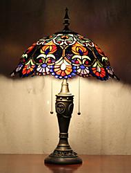 billiga -Tiffany Bordslampa Harts vägg~~POS=TRUNC 110-120V / 220-240V Max 60W