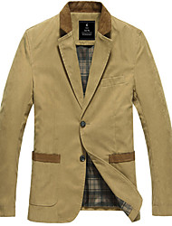 Muška Casual Slim Engleski Odijelo