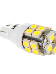 abordables -T10 Automatique Ampoules électriques SMD 3528 Éclairage extérieur For Universel