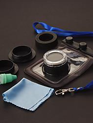 Nereus DC-WPIO 10-Meter Kit custodia impermeabile per la macchina fotografica digitale (DC-WP100)