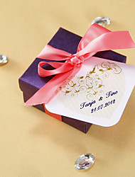 cheap -Personalized Favor Tags - Old World Elegance (set of 36) Wedding Favors