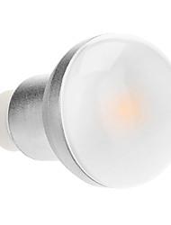 Недорогие -1шт 7 W 380-420 lm GU10 Круглые LED лампы 1 Светодиодные бусины COB Тёплый белый 85-265 V