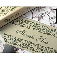 DIY Stamp Vintage legno Scrapbooking Lace