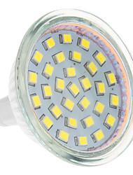 cheap -3W GU5.3(MR16) LED Spotlight 24 leds Warm White Cold White 250-300lm 6000K AC 12V