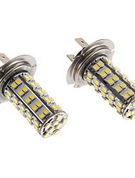 abordables -H7 Coche Blanco Frío 6W LED SMD 5500-6000 Luz Instrumental Luz Para La Placa del Coche Luz de Direccional Luz de Freno