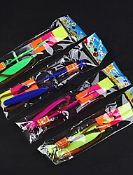 cheap -50pcs Flying Umbrella LED Amazing flying Arrows Toys