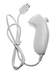 Left Handle for Nintendo Wii (White) Video Game Accessories Portable