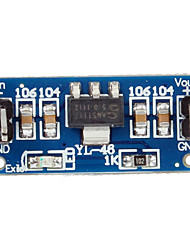 cheap -New 6.0V-12V to 5V Ams1117-5.0V Power Supply Module Ams1117