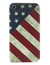 Недорогие -Назначение iPhone X iPhone 8 iPhone 8 Plus Чехлы панели Задняя крышка Кейс для Флаги Твердый PC для iPhone X iPhone 8 Plus iPhone 8