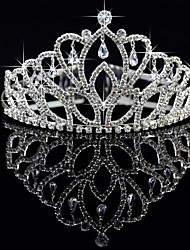cheap -Women's Alloy Headpiece-Wedding Special Occasion Tiaras Elegant Style