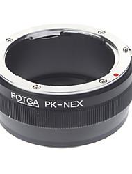 obiettivo della fotocamera del tubo / adattatore di estensione digitale fotga® pk-nex