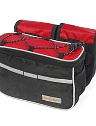 FJQXZ Bolsa de Bicicleta Bolsa para Quadro de Bicicleta Prova-de-Água Secagem Rápida Vestível Resistente ao Choque Bolsa de Bicicleta