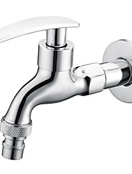 Faucet Accessori Fine Chrome moderno Valve Brass