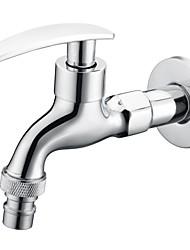 Accessoire de robinet, fini chrome contemporaine robinet en laiton