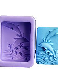 Недорогие -1 экологически чистый для пирога / для печенья силиконовой формы для выпечки высокого качества