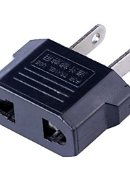 EU/AU/UK Socket to US Plug AC Power Adapter Plug (2.5~250V)