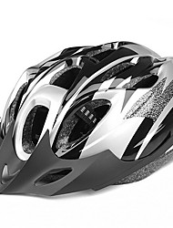 cheap -Bike Helmet Cycling 18 Vents Mountain Half Shell Sports PC EPS Mountain Cycling Road Cycling Recreational Cycling Cycling