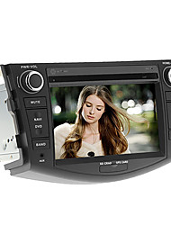 cheap -7Inch 2 DIN In-Dash Car DVD Player for Toyota RAV4 2006-2012 with GPS,BT,IPOD,RDS,FM,TV