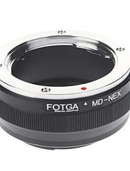 tubo fotga® md-nex digital de lente da câmera adaptador / extensão