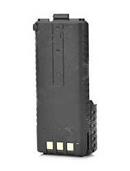 cheap -BaoFeng BL-5L Replacement Walkie Talkie Lengthened 3800mAh Li-ion Battery - Black