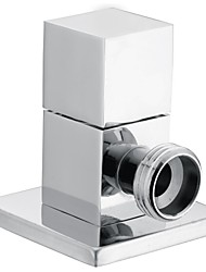 cheap -Faucet accessory - Superior Quality - Contemporary Brass Control Valve - Finish - Chrome