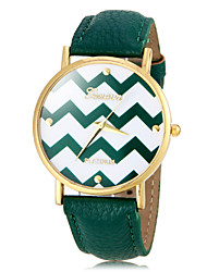cheap -Women's Watch Fashion Wave Pattern Cool Watches Unique Watches