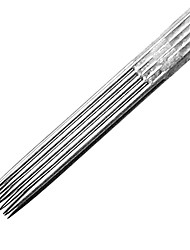 abordables -50PCS/box 11M2 Acier inoxydable Tattoo Needle