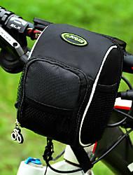 billiga -FJQXZ Väska till cykelstyret Vattentät, Snabb tork, Bärbar Cykelväska Nylon / 600D Polyester Cykelväska Pyöräilylaukku Cykling / Cykel