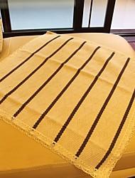 Elaine Two Pieces Set White Rhombus Cotton Towel 207893