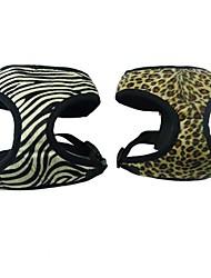 Недорогие -Собака Ремни Зебра губка Цвет-леопард