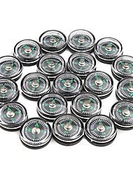 Недорогие -12mm Высокое качество Мини Портативный компас (10 шт)