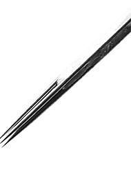 baratos -50PCS/box 5RL aço inoxidável agulha de tatuagem