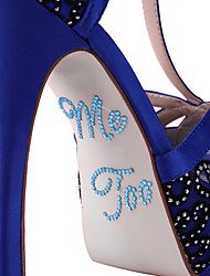 "cheap -""Me Too"" Crystal Acrylic Shoe Sticker (More Colors)"