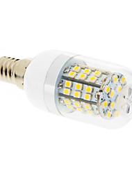 550-680 lm E14 LED klipaste žarulje T 60 LED diode SMD 2835 Toplo bijelo AC 220-240V