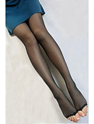 cheap -Women's Velvet Thin Pantyhose-Solid