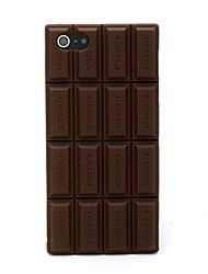 Silicone Chocolate Skin Case Cover Compatible With  iPhone 5/5S