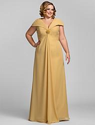 Kjoler i plusstørrelse