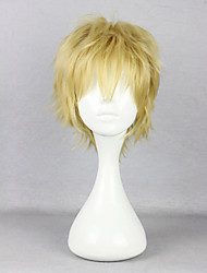 cheap -Cosplay Wigs Kagerou Project Saori Kido Anime/ Video Games Cosplay Wigs 30 CM Heat Resistant Fiber Men's